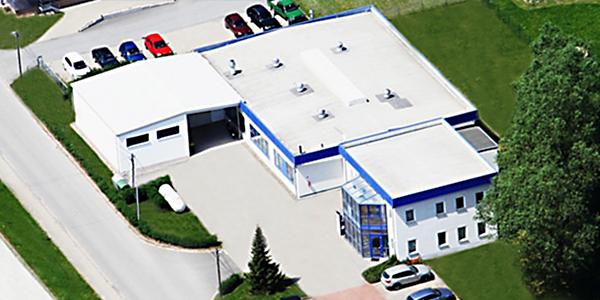 Sur A Chemicals GmbH Building
