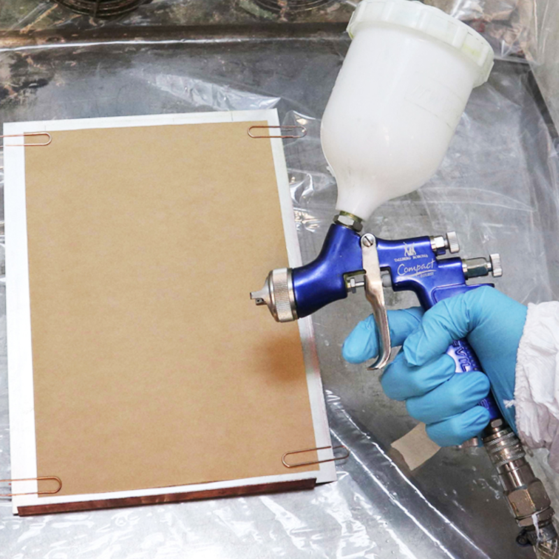 Manufacturing, coating and impregnation of paper-based mulch covers