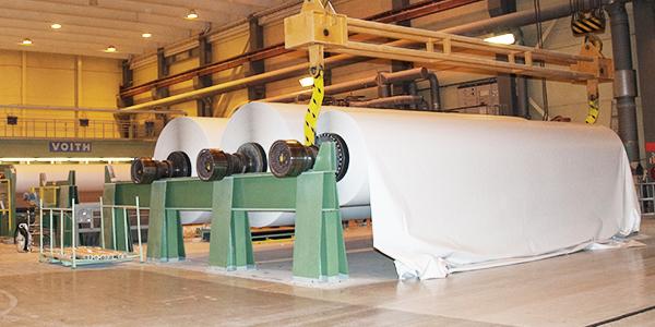 Norske Skog Skogn Papermill